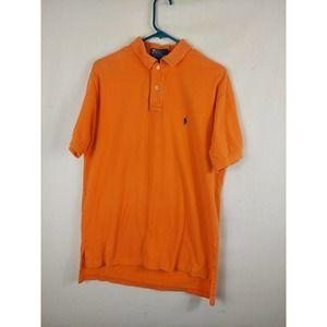 Polo Ralph Lauren Mens sz medium polo Shirt